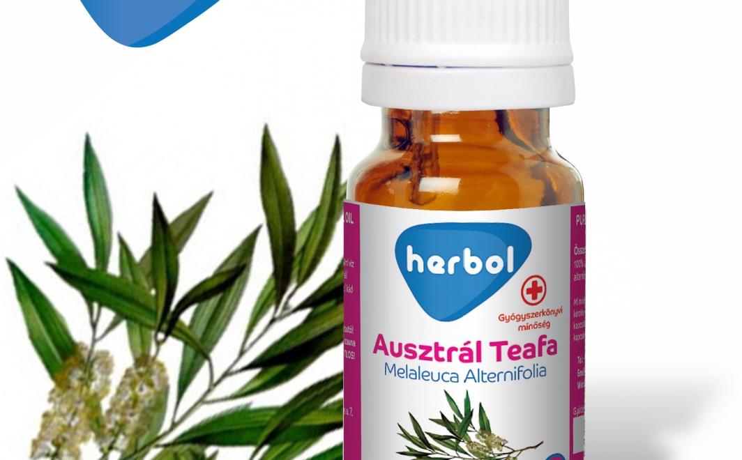 Ausztrál Teafa illóolaj