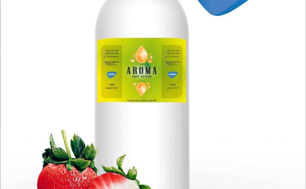 Eper Aroma – színtelen 1L