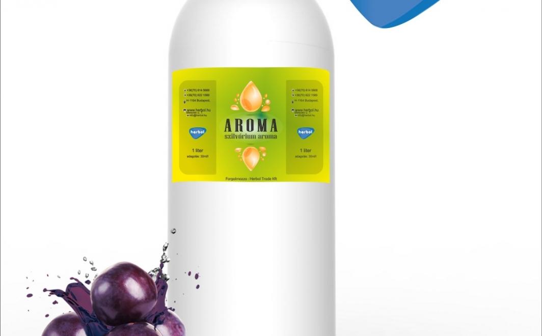 Szilvórium Aroma – színtelen 1L