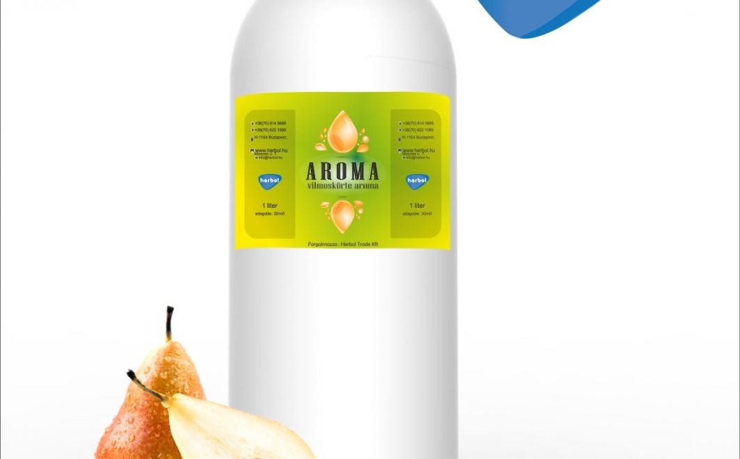 Vilmoskörte Aroma – színtelen 1L