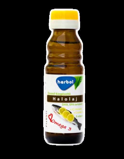 Citromos Halolaj omega-3