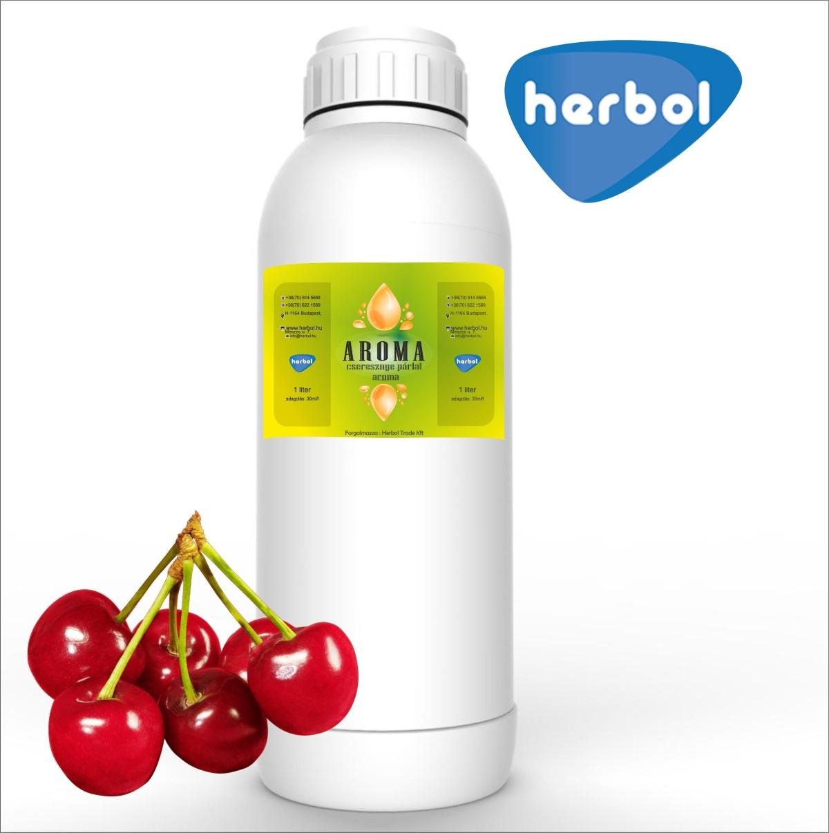 Cseresznye Párlat Aroma – színtelen  1L